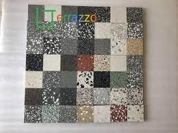 Common types of terrazzo tiles and how to maintain them
